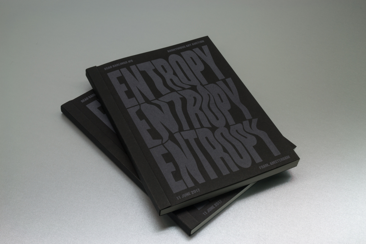 Friends Make Books Dead Darlings — Entropy